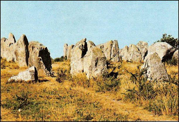 I menhir di Carnac