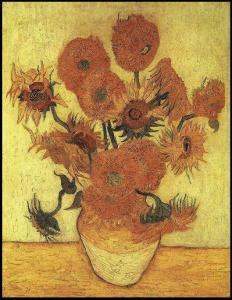 Van Gogh: Girasoli