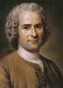 M. De la Tour: Jean-Jacques Rousseau