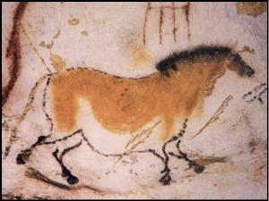 Pittura rupestre di Lascaux