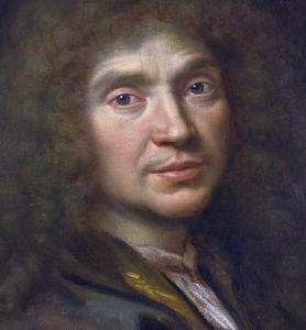 P. Mignard: Molière