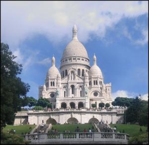 Basilica del Sacré-Coeur